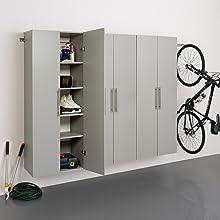 "HangUps 90"" Storage Cabinet Set D - 3 pieces"
