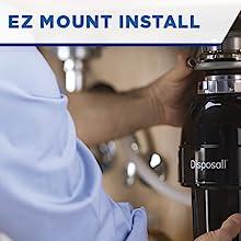 EZ Mount installation