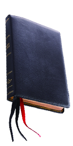 NKJV New King James Black Bible Leather Holy