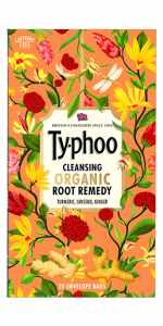 Typhoo Calming Organic Chamomile Tea Herbal 20 tea bags
