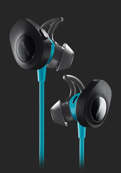 SS Free, wireless headphones, sweatproof