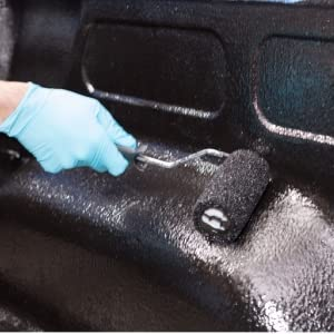 brush on or roll on truck bed paint for uv protection