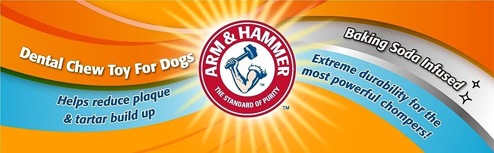 Arm & Hammer, Dog Toys, Dental Care