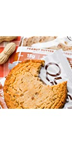 Quest Nutrition Peanut Butter Protein Cookie