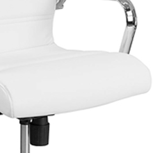 Seat, ergonomic seat, waterfall seat