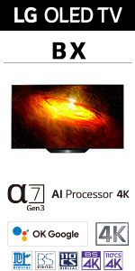BXシリーズ OLED 有機ELテレビ