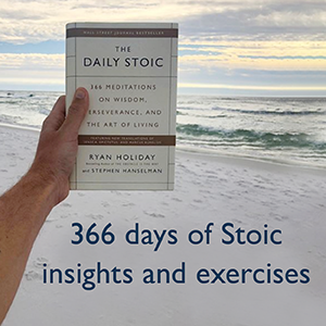 The Daily Stoic, Ryan Holiday
