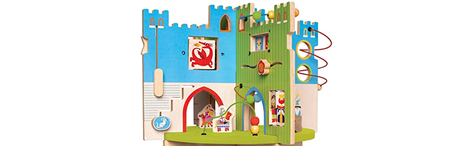 age 2 toys;toy for boy;toys for 1 year old baby girl;castle activity center;girl toys for 1 year old
