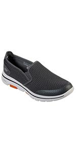 skechers go walk 5 slip-on walking shoe for men