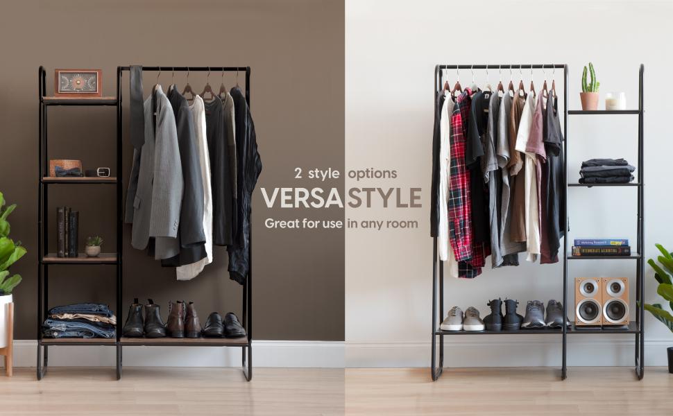 men's room furniture, men's room clothing stand, suit hanger, suit hanger rack, suit and belt hanger