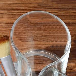 PuTwo Makeup Organiser Brush Holder Birthday Gifts For Her Acrylic