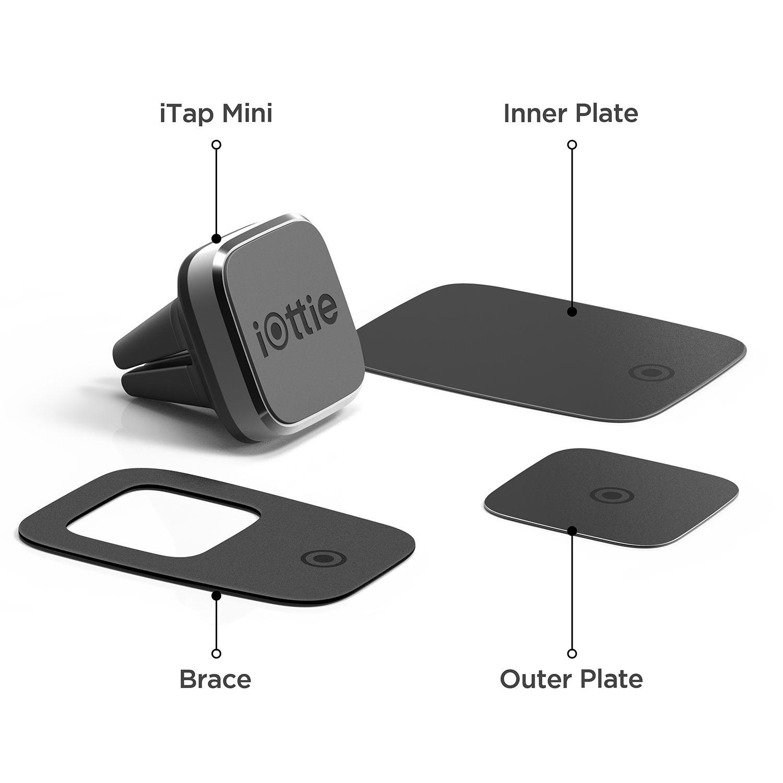 Amazon Com Iottie Itap Mini Magnetic Premium Air Vent