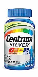 Centrum Silver Men