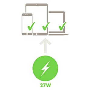 Belkin Boost Charge 27W USB-C Home Charger