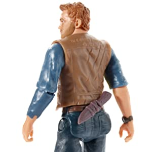 Jurassic World Fallen Kingdom Lockwood bataille Owen Figure Neuf Scellé