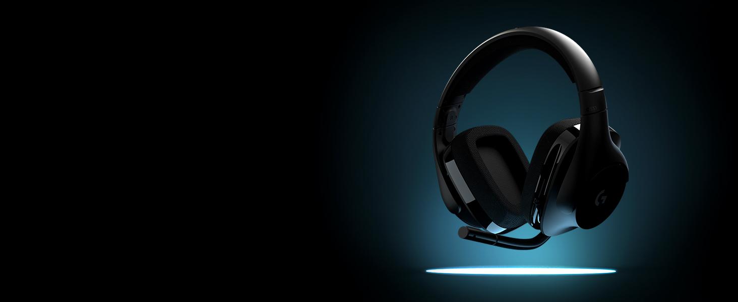 Logitech G305 LIGHTSPEED Wireless Gaming Mouse, Black
