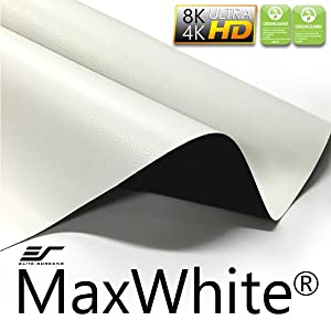 maxwhite projection screen material projection screen material front projection screen