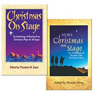 Short Christmas Plays For Church.Christmas On Stage An Anthology Of Royalty Free Christmas