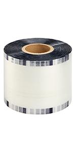 Karat PET Sealing Film - Clear (120 mm)