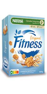 Cereales Nestlé Fitness Chocolate con Leche - 1 paquete de ...
