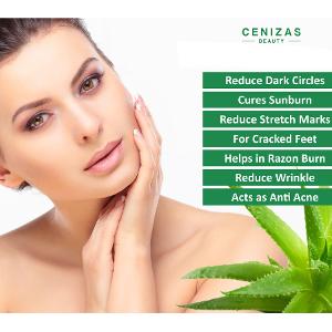 aloe vera gel benefits for skin