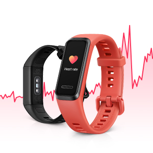 Smart Heart Rate Tracking band