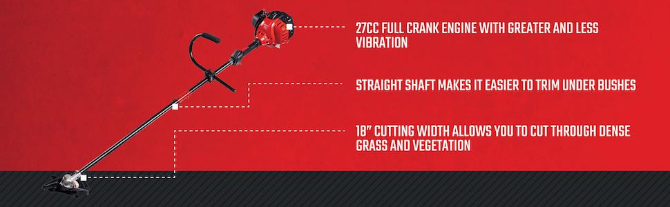 Amazon.com: Craftsman CMXGTAMDA25C - Cortador de escobillas ...