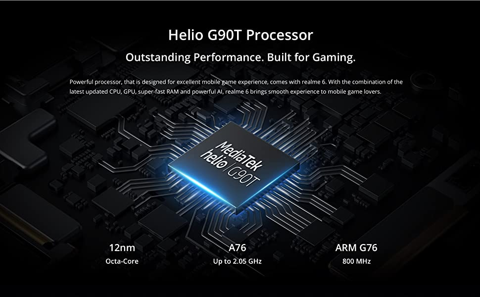 Helio, G90T, processor