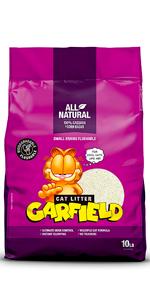 Garfield Cat Litter Small Grains