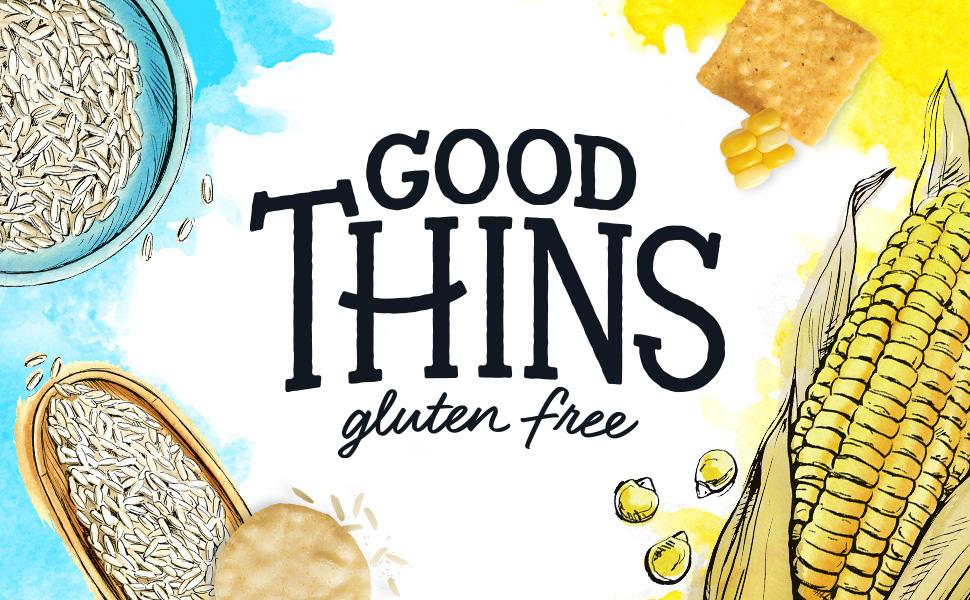 Good Thins Gluten Free cracker
