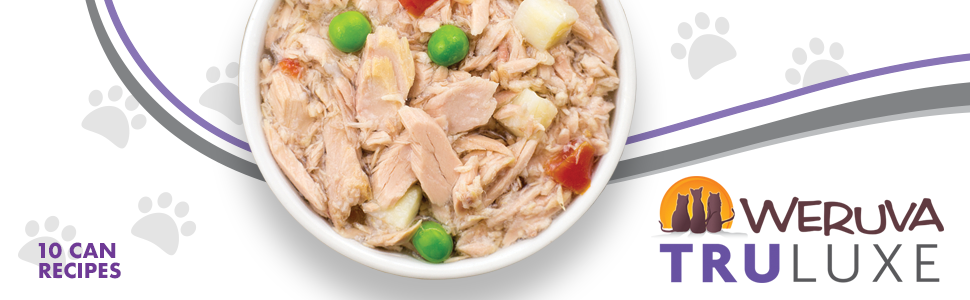 Weruva TruLuxe Grain-Free Canned Cat Food