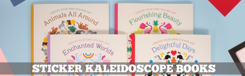 Mrs Grossman/'s Kaleidoscope Stickers-butterflies