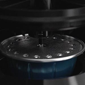 centrifusion krups machine à café nespresso vertuo + plus