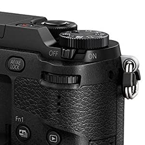 Familiar DSLR-Like Controls with an Ergonomic Grip