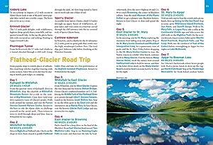 Moon Glacier National Park, Road Trip