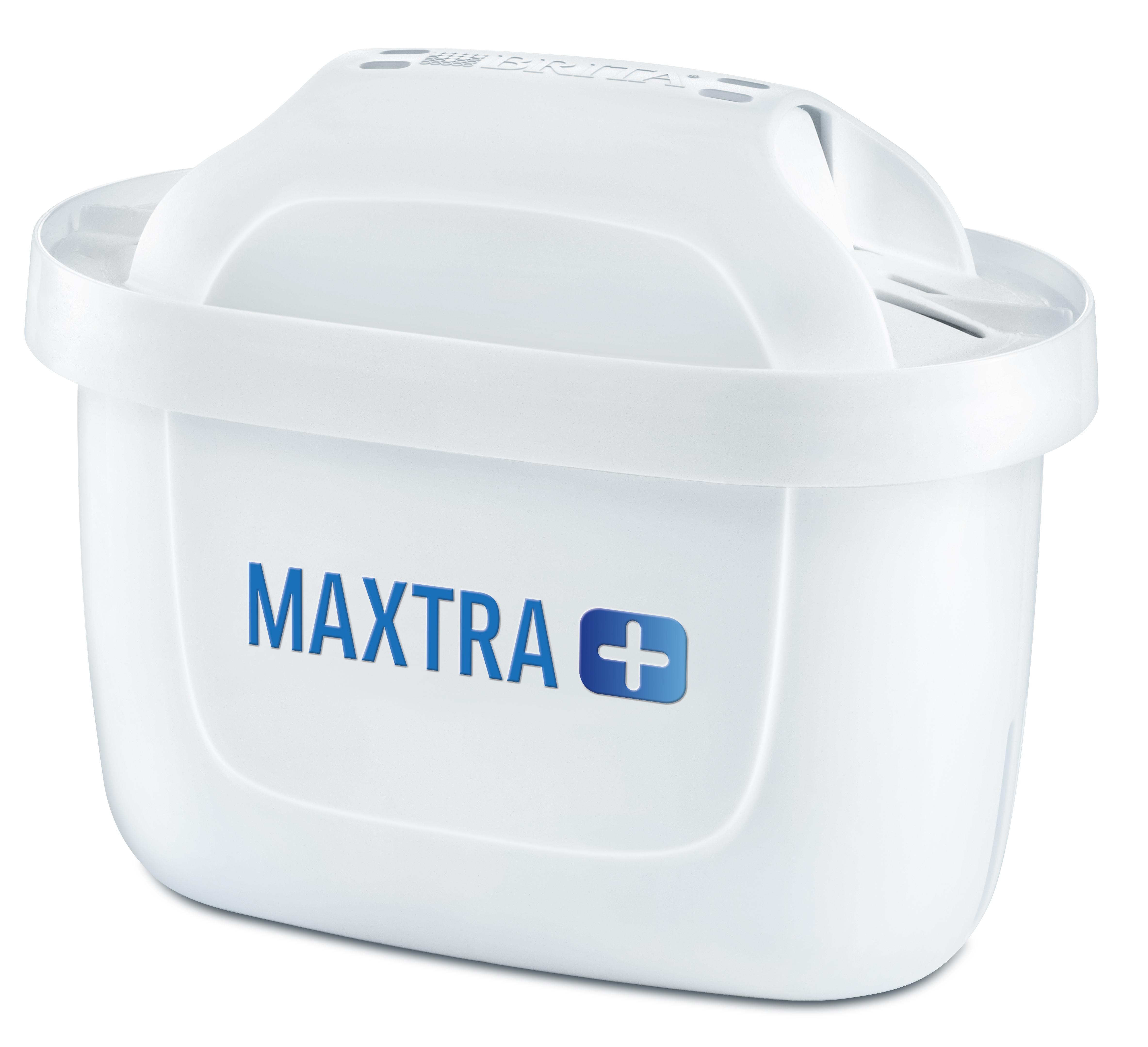 brita 1023124 filterkartuschen maxtra 4er pack wei k che haushalt. Black Bedroom Furniture Sets. Home Design Ideas