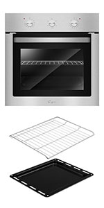 wall oven, electric oven, electric wall oven, wall ovens, 24 in wall oven, 24 in Single wall oven
