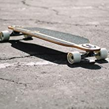 longboard skateboard board shpae size deck