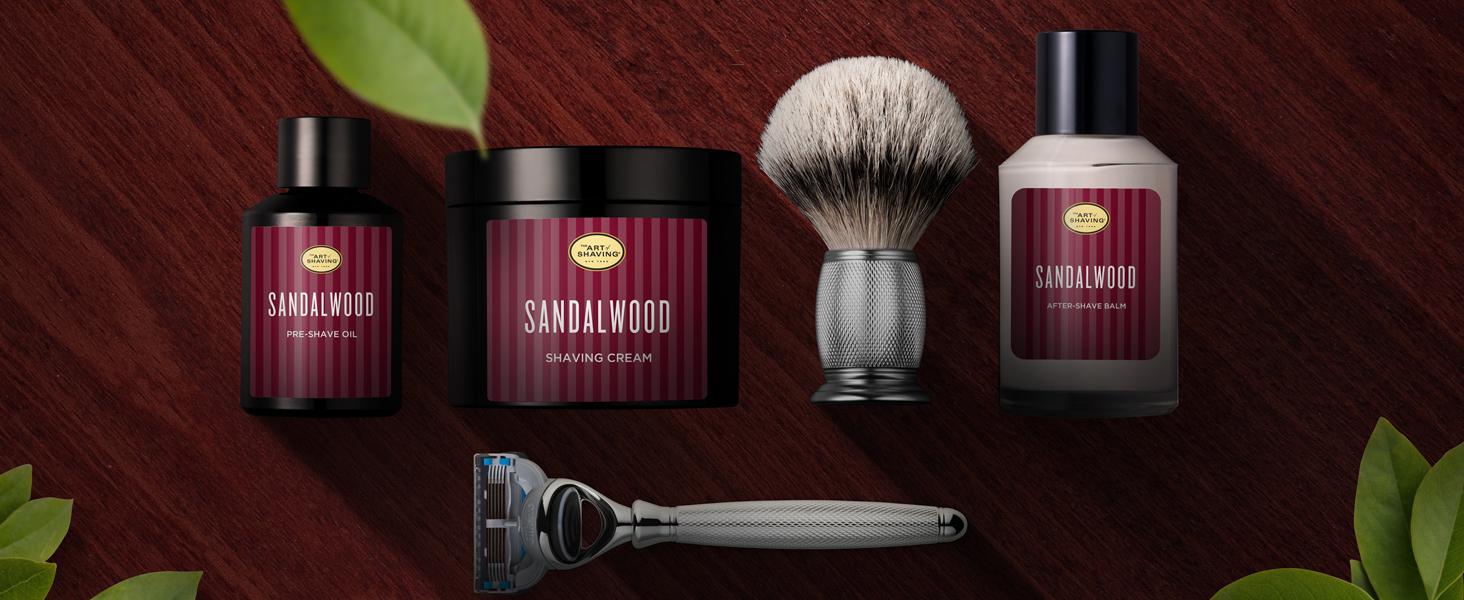 Sandalwood Collection