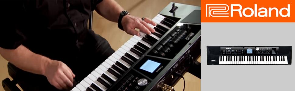 Roland Portable Keyboard (BK-5)