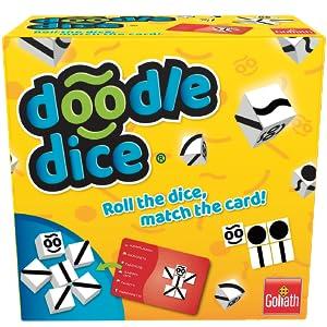 Goliath Doodle Dice, multicolor (70121) , color/modelo surtido: Amazon.es: Juguetes y juegos