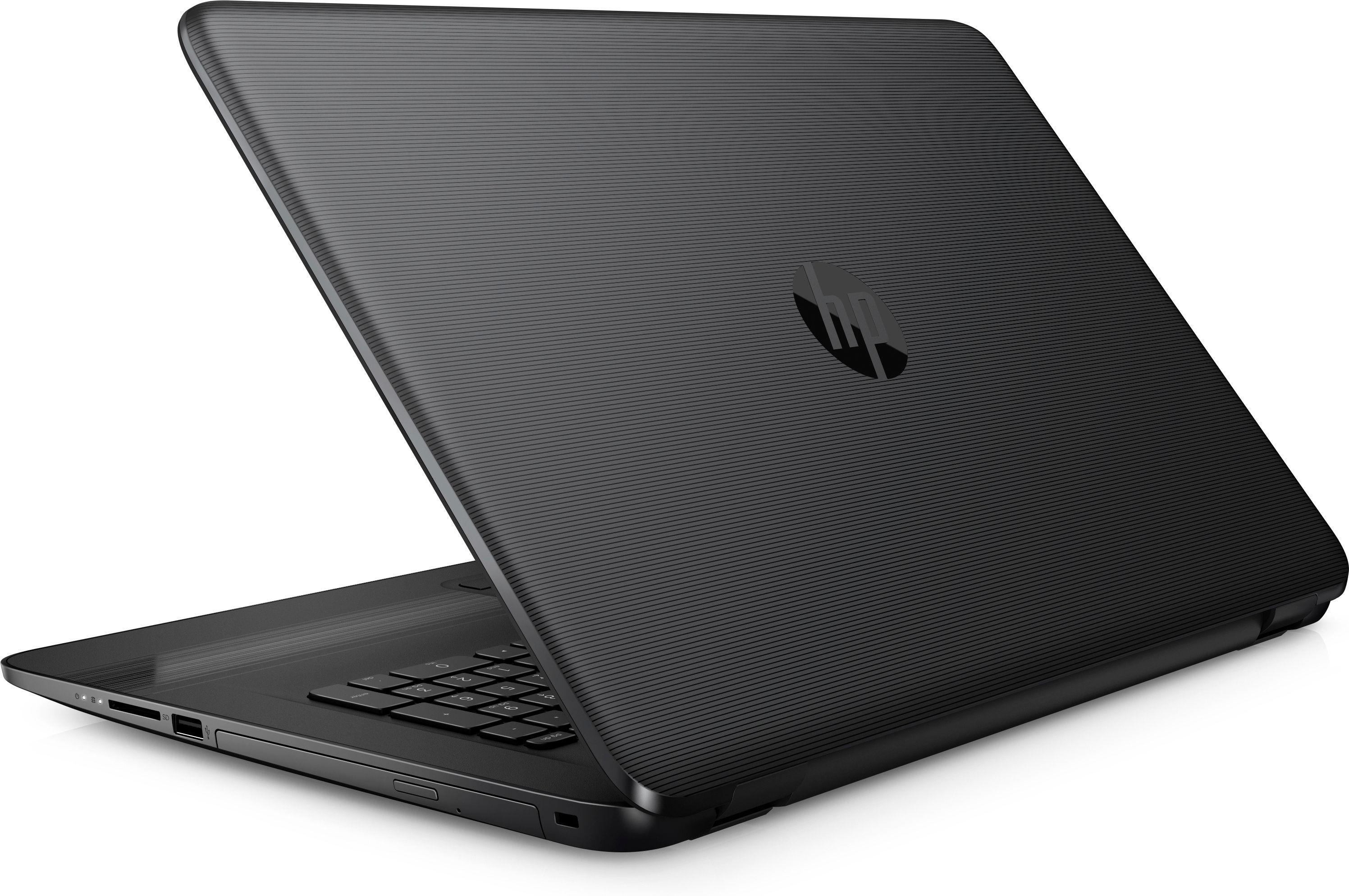 hp 17 x500ng 43 9 cm laptop schwarz computer zubeh r. Black Bedroom Furniture Sets. Home Design Ideas
