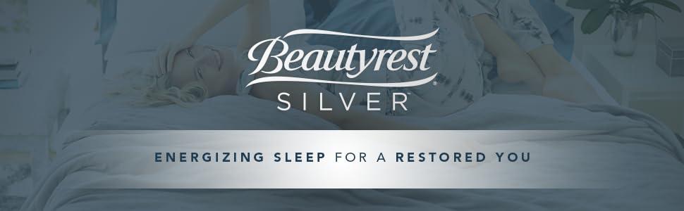 Beautyrest Silver Luxury Firm 800, Queen Innerspring Mattress