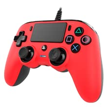 Nacon; controller PS4; controller ufficiali playstation; PS4; Playstation; videogiochi PS4;