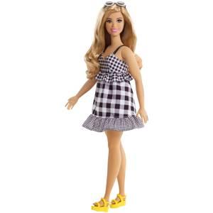 Amazon.es: Barbie Fashionista, muñeca 32cm con look veraniego con ...