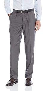 pleat pants stretch Dockers