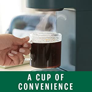 A Cup of Convenience
