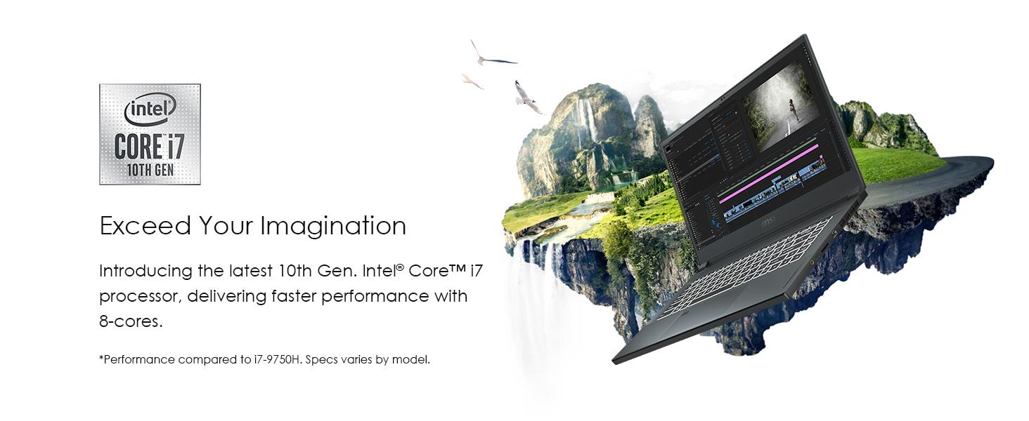 intel core i7 10th gen