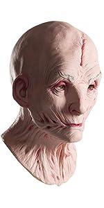 Supreme Leader Snoke Adult Latex Mask