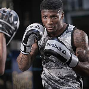 guantes boxeo, guantes combat, combate, guantes PU, guantes resistentes, Reebok, reebok boxeo